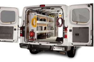 Nissan NV Contractor Package