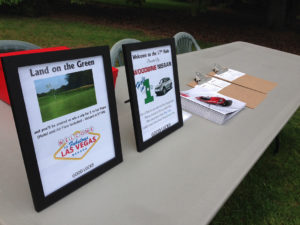 Timothy Eaton Annual Golf Tournament